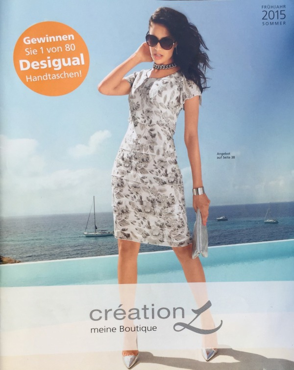 Création Meine Boutique Summer Catalogue